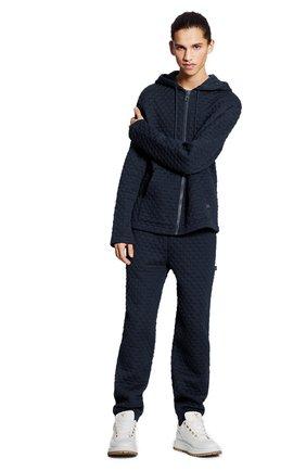 Мужской хлопковая толстовка LOUIS VUITTON темно-синего цвета, арт. 1A7X68 | Фото 2