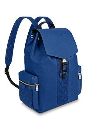 Мужской рюкзак outdoor LOUIS VUITTON синего цвета, арт. M30419 | Фото 2