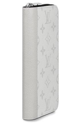 Мужской портмоне zippy vertical LOUIS VUITTON белого цвета, арт. M30446 | Фото 2