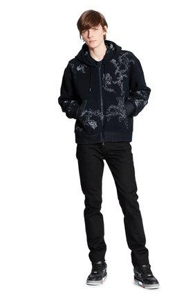 Мужской шерстяная толстовка LOUIS VUITTON темно-синего цвета, арт. 1A8A76 | Фото 2
