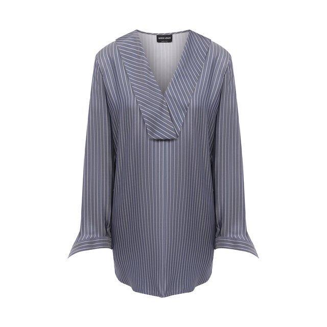Шелковая блузка Giorgio Armani