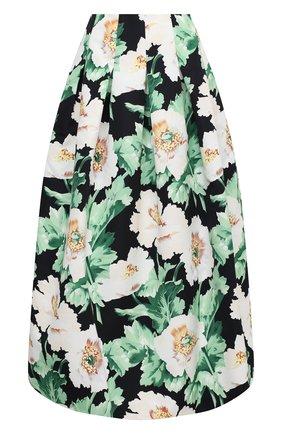 Женская юбка OSCAR DE LA RENTA разноцветного цвета, арт. 20PN414VPF   Фото 1