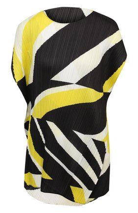 Женская топ ISSEY MIYAKE желтого цвета, арт. PP08-JT752 | Фото 1