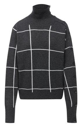 Женский кашемировый свитер ELEVENTY серого цвета, арт. B86MAGB19 TCH0B001   Фото 1