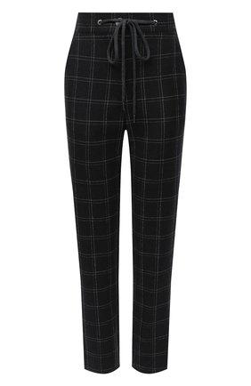 Женские шерстяные брюки ELEVENTY серого цвета, арт. B80PANA15 TES0B140   Фото 1