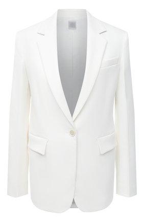 Женский жакет ELEVENTY белого цвета, арт. B80GIAB01 TES0B191 | Фото 1