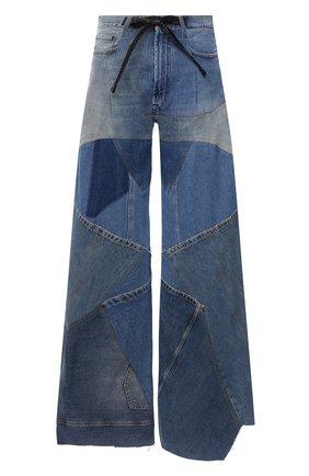 Женские джинсы TOM FORD голубого цвета, арт. PAD073-DEX123 | Фото 1