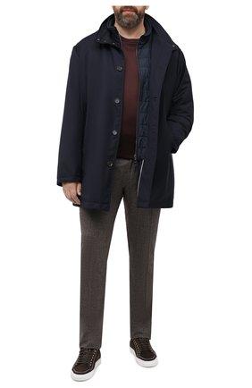 Утепленное пальто | Фото №2