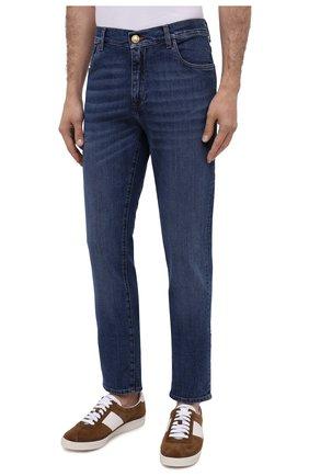 Мужские джинсы BILLIONAIRE голубого цвета, арт. W20C MDT2279 BTE001N | Фото 3