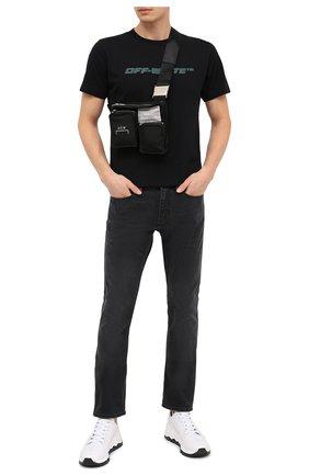 Мужская текстильная сумка A-COLD-WALL* черного цвета, арт. ACWUG025 | Фото 2