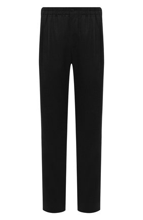 Мужские шерстяные брюки GIORGIO ARMANI темно-серого цвета, арт. 0WGPP0D5/T005A | Фото 1