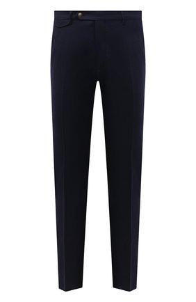 Мужские шерстяные брюки BERWICH темно-синего цвета, арт. VULCAN0Z/VB8996 | Фото 1