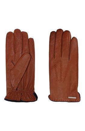 Кожаные перчатки | Фото №2
