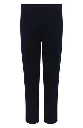 Мужские хлопковые брюки BRIONI темно-синего цвета, арт. UJDJ0L/09630 | Фото 1