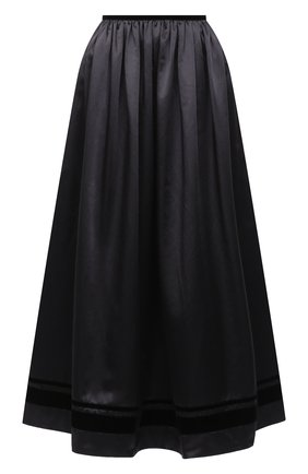 Женская юбка UMA WANG серого цвета, арт. A0 W UW2006 | Фото 1
