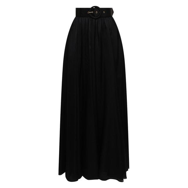 Шелковая юбка Zimmermann