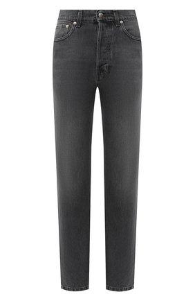 Женские джинсы NANUSHKA серого цвета, арт. KEMIA_WASHED GREY_RIGID DENIM | Фото 1