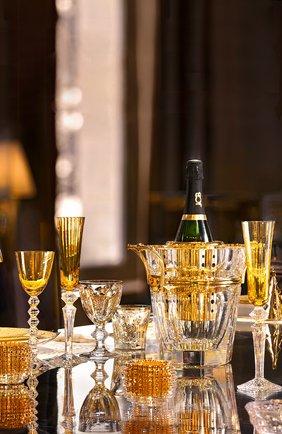 Мужского набор из 2-х фужеров для шампанского mille nuits BACCARAT оранжевого цвета, арт. 2 811 584 | Фото 2