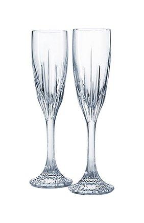 Мужского набор из 2-х фужеров для шампанского jupiter BACCARAT прозрачного цвета, арт. 2 610 577 | Фото 1