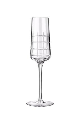 Фужер для шампанского graphik CHRISTOFLE прозрачного цвета, арт. 07945010   Фото 1