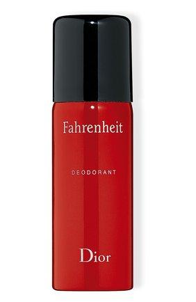 Мужской дезодорант-спрей fahrenheit DIOR бесцветного цвета, арт. F005666909 | Фото 1