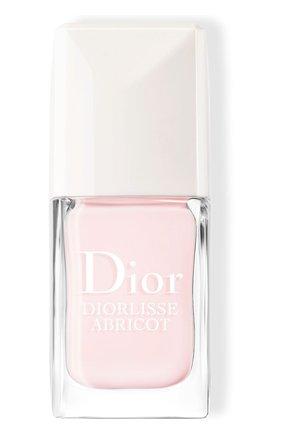 Выравнивающий лак для ногтей diorlisse abricot, 500 лепесток розы  DIOR бесцветного цвета, арт. F002812500 | Фото 1 (Ограничения доставки: flammable)