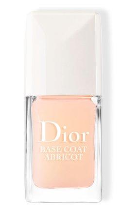 Защитная основа для маникюра base coat abricot (10ml) DIOR бесцветного цвета, арт. F002820001 | Фото 1 (Ограничения доставки: flammable)