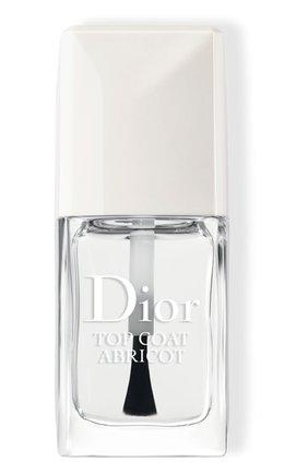 Фиксирующее покрытие для маникюра top coat abricot DIOR бесцветного цвета, арт. F002832000 | Фото 1