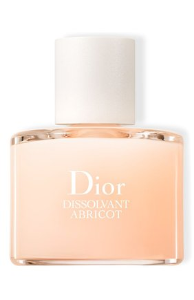 Жидкость для снятия лака dissolvant abricot DIOR бесцветного цвета, арт. F002953000 | Фото 1