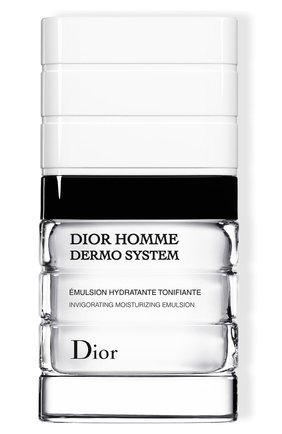 Тонизириующая увлажняющая эмульсия Dior Homme Dermo System | Фото №1