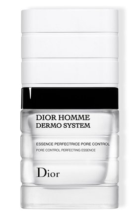 Мужское совершенствующая эссенция для сужения пор dior homme dermo system DIOR бесцветного цвета, арт. F064633000 | Фото 1