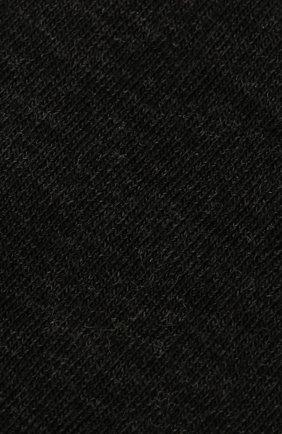 Женские гольфы softmerino FALKE серого цвета, арт. 47438   Фото 2 (Материал внешний: Шерсть)