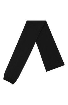 Женские леггинсы pure matt 100 FALKE черного цвета, арт. 40111.   Фото 1