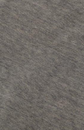 Женские леггинсы FALKE светло-серого цвета, арт. 48475 | Фото 2 (Материал внешний: Шерсть)