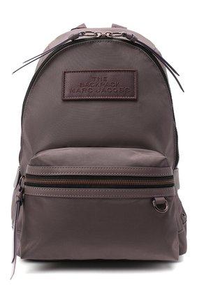Женский рюкзак the backpack medium MARC JACOBS (THE) фиолетового цвета, арт. M0016065 | Фото 1