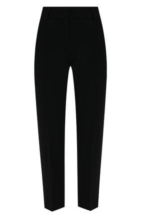 Женские брюки MICHAEL MICHAEL KORS черного цвета, арт. MF03HE3ENX | Фото 1