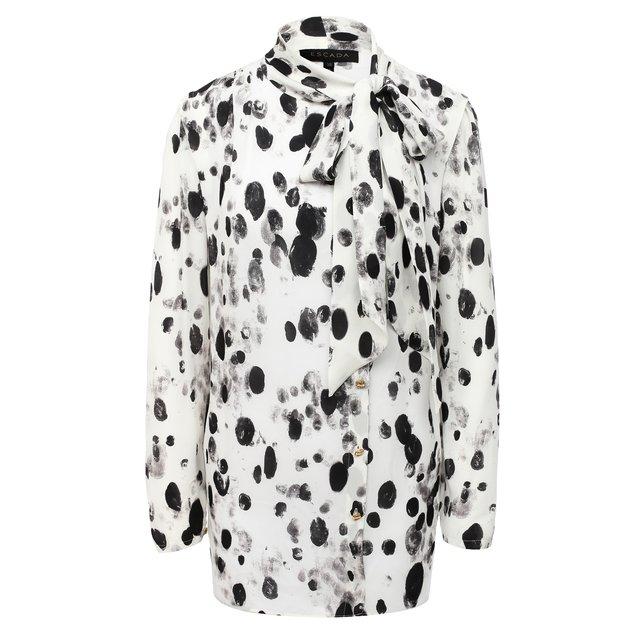 Шелковая блузка Escada