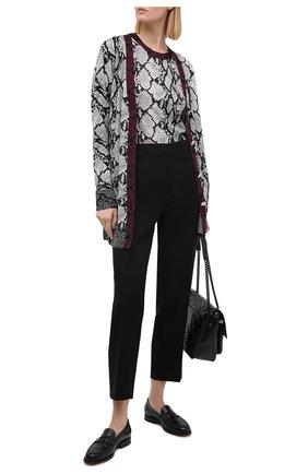 Женский шерстяной пуловер ESCADA SPORT серого цвета, арт. 5033484 | Фото 2