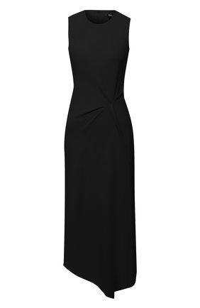 Женское платье THEORY черного цвета, арт. K0809613 | Фото 1