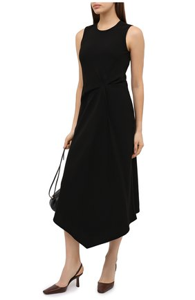 Женское платье THEORY черного цвета, арт. K0809613 | Фото 2