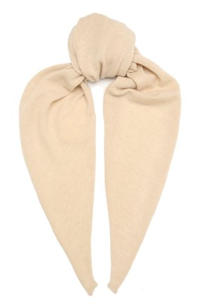 Мужские шарф из смеси шерсти и кашемира INVERNI светло-бежевого цвета, арт. 4264SM | Фото 1