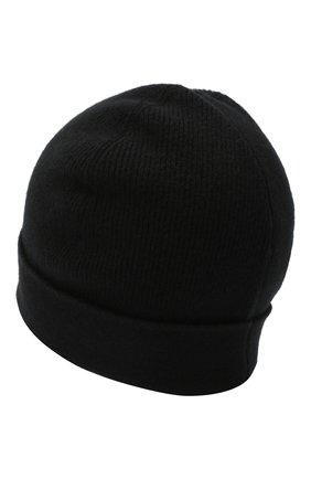 Женская шерстяная шапка OFF-WHITE черно-белого цвета, арт. 0WLA013F20KNI0011001 | Фото 2