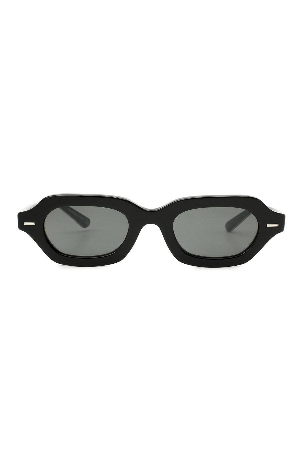 Женские солнцезащитные очки THE ROW X OLIVER PEOPLES черного цвета, арт. 5386SU-1005R5 | Фото 3