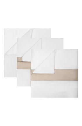 Комплект постельного белья FRETTE бежевого цвета, арт. FR2934 E3491 240B | Фото 1