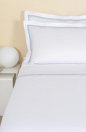 Комплект постельного белья FRETTE синего цвета, арт. F07092 E3491 260A | Фото 2