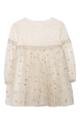Женский платье TARTINE ET CHOCOLAT белого цвета, арт. TR30271/18M-3A | Фото 1