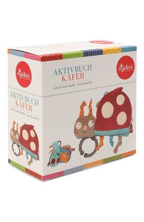 Детского книжка-игрушка божья коровка SIGIKID разноцветного цвета, арт. 42512 | Фото 2