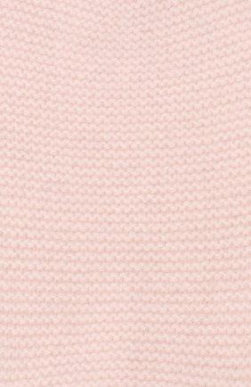 Детского кашемировая шапка LES LUTINS PARIS светло-розового цвета, арт. 20H026/BAPTISTE   Фото 3