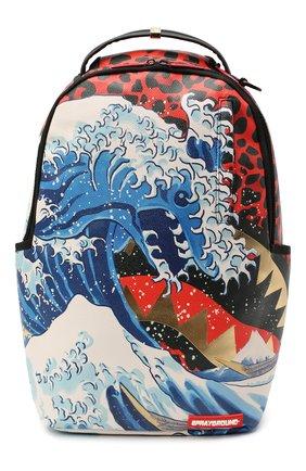 Детская рюкзак SPRAYGROUND разноцветного цвета, арт. 910B2796NSZ | Фото 1