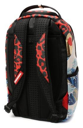 Детская рюкзак SPRAYGROUND разноцветного цвета, арт. 910B2796NSZ | Фото 2